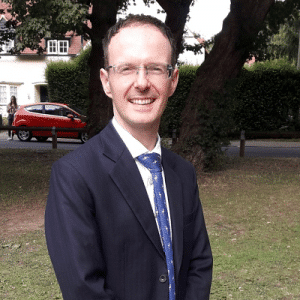 Rich Fisher, GWR and Network Rail, Accelerate: Rail Infrastructure