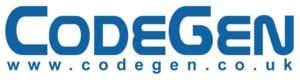 CodeGen Logo | Accelerate Aviation 2018