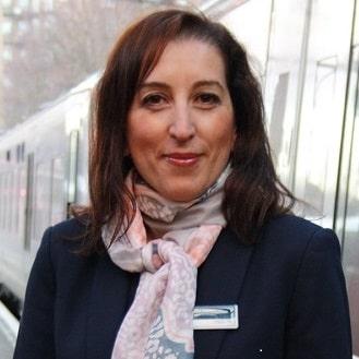 Eleni Jordan, Chiltern Railways, Accelerate Rail Conference