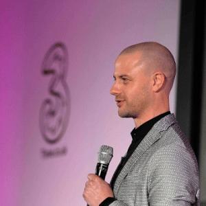 Graham Johnston, 3, Connected Customer summit
