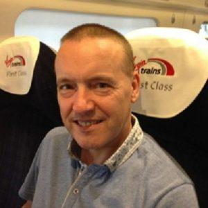 John Sullivan, Virgin Trains, Connected Customer Summit
