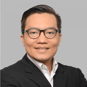 Kaspar Sitmorang, Bank Rakyat Indonesia- Financial Services speaker