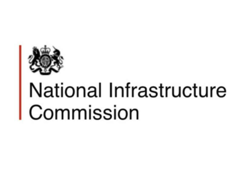 National Infrastructure Commission Company Logo