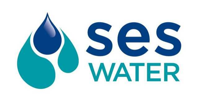 SES Water Logo