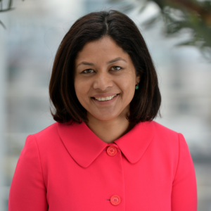 Tulsi Naidu, Zurich, Insurance Innovators Summit