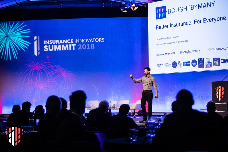 Insurance Innovators Summit 2018 - Steven Mendel