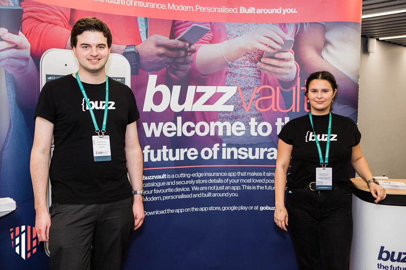 buzzvault at Insurance Innovators Summit 2018