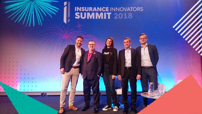 Insurance Innovators Summit 2018 Panel