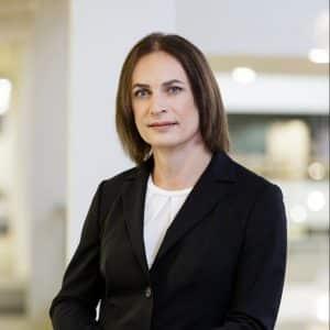 Caroline Farberger, vd ICA försäkring