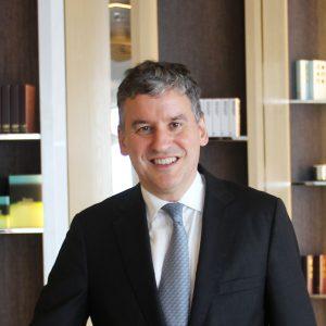 Jonathan Larsen, Ping An, Insurance Innovators Summit
