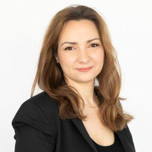 Inji Charkani, AXA Partners