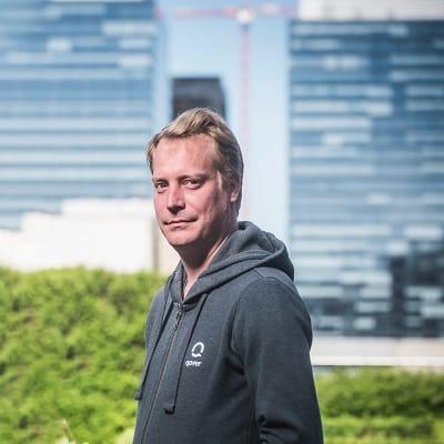 Jean-Charles Velge, Qover | Insurance Innovators
