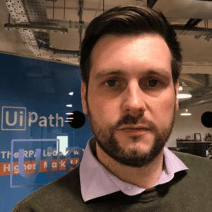 Huw Williams, UiPath | Insurance Innovators