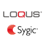 Loqus/Sygic Logo | Leaders in Logistics