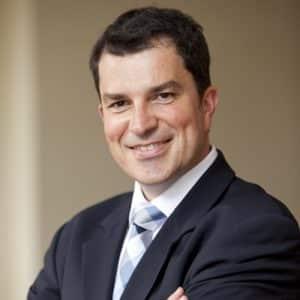 Gilles Ferrandez, An Post, Leaders in Logistics Speaker