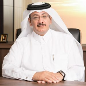 Faleh Mohammad Al Naemi, Qatar Post, Leaders in Logistics Conference