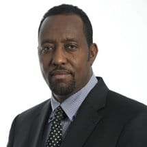 Bishar Hussein, UPU, Leaders in Logistics Conference