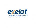 Exelot logo, Leaders in Logistics sponsor