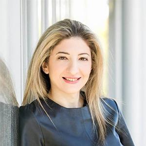 Natasha Kyprianides, Hellenic Bank - MoneyLIVE banking conference