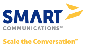 Smart Communications Logo - MoneyLIVE
