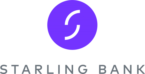 Starling Bank logo - MoneyLIVE banking conference