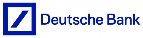 Deutsche Bank logo MoneyLIVE banking conference