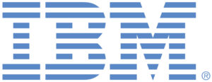 IBM logo - MoneyLIVE banking conference