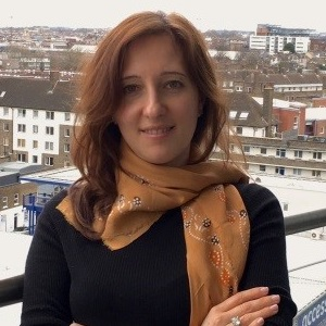 Lana Abdullayeva, Lloyds Banking Group - MoneyLIVE Banking Events