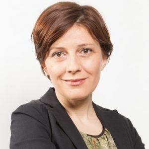 Alina Agurida, Raiffeisen Bank - MoneyLIVE Events