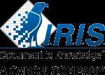 IRIS Canon Logo | MoneyLIVE Sponsor