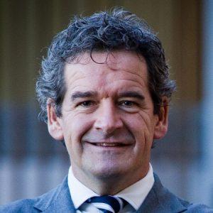 Michale Harte, Santander - MoneyLIVE banking conference