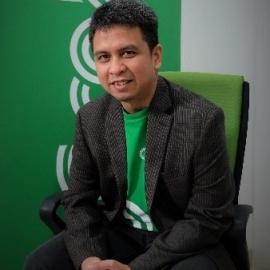 Ridzki Kramadibrata - Grab Indonesia, MoneyLIVE bank event