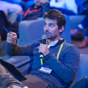Romain Grimal, BlackFin Tech, MoneyLIVE Banking Event