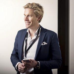 Christoffer Hernaes, Sbanken, MoneyLIVE Banking Conference