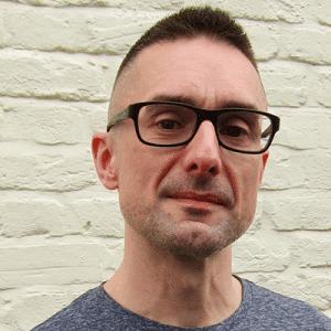 Nigel Harding, Connected Customer